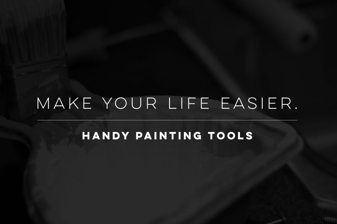 Painting Products to Make Your Life Easier | Boom Brothers Property Solutions, Madison, WI