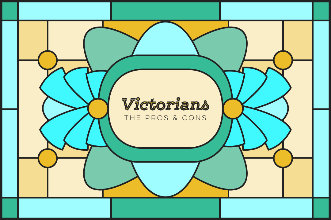 Victorian Homes: The Pros and Cons | Boom Brothers Property Solutions, Madison, WI
