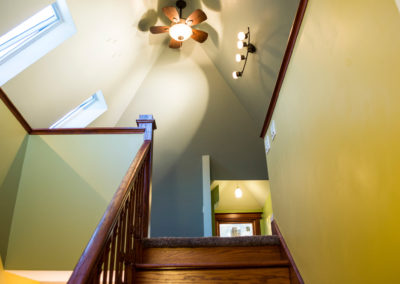 Victorian Attic Remodel – Madison, WI