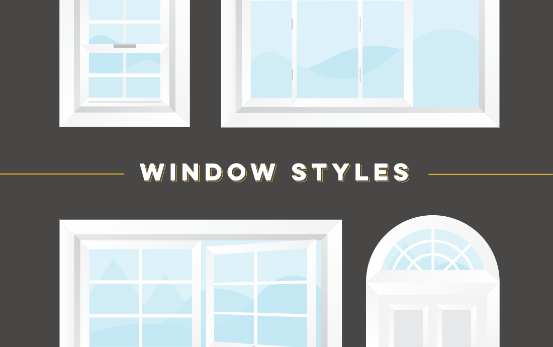 Window Styles for Home Remodel