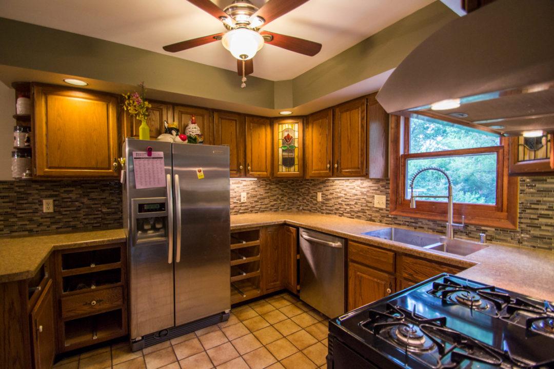 Kitchen Remodel – Mayhill Drive