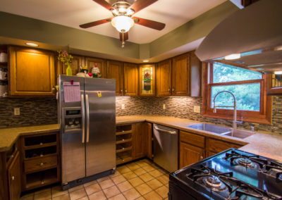 Partial Kitchen Remodel – Madison, WI