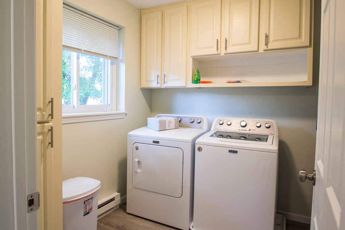 Unit 2, Laundry Room