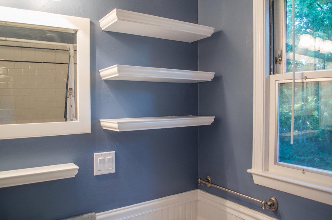 Basic Bathroom Remodel – Madison, WI