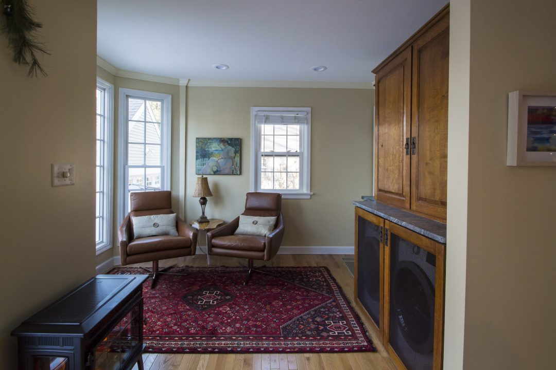 Sitting Room Addition – Hillside Terrace