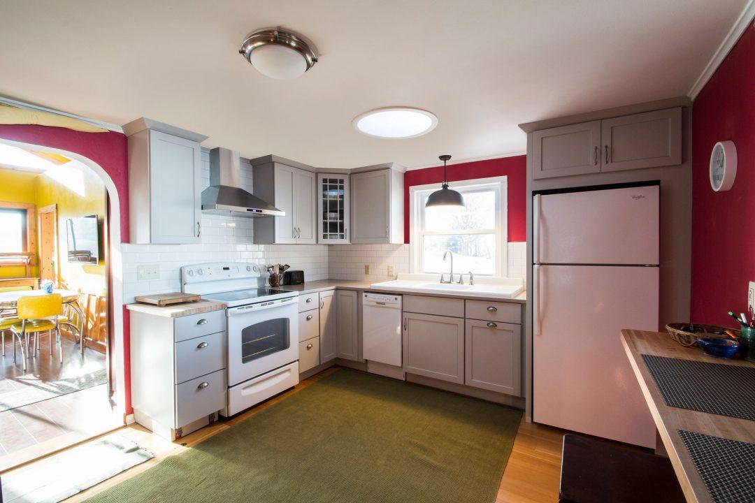 Cottage Kitchen Remodel – Sturgeon Bay