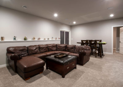 Basement Remodel – Sunshine Lane